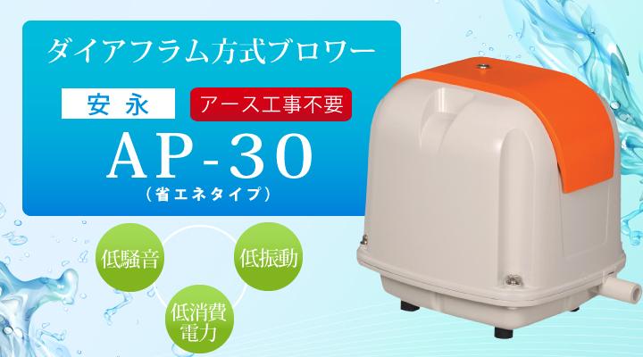 安永 AP-30(省エネタイプ)